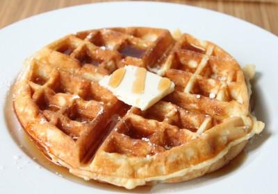 Yeast-Leavened Belgian Waffles