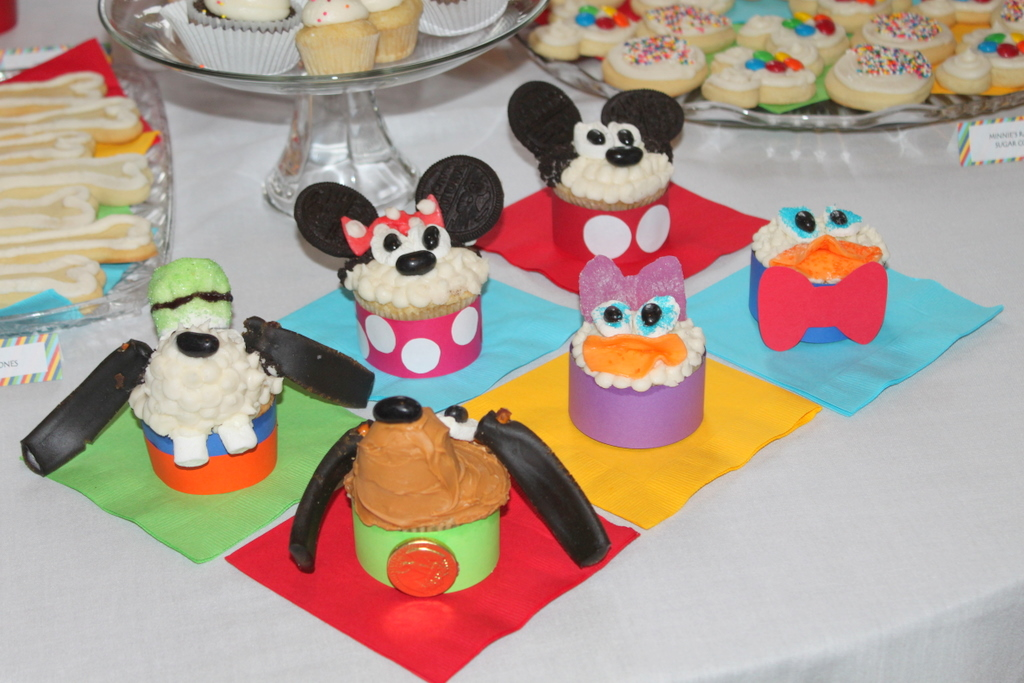 Mickey Mouse Clubhouse Birthday Party Itsy Bitsy Foodies
