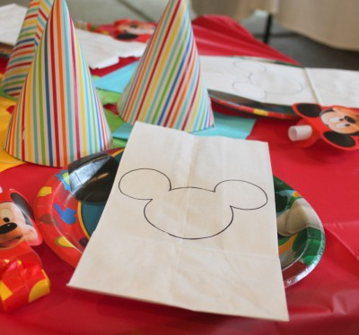 Mickey Mouse Clubhouse Kids Table