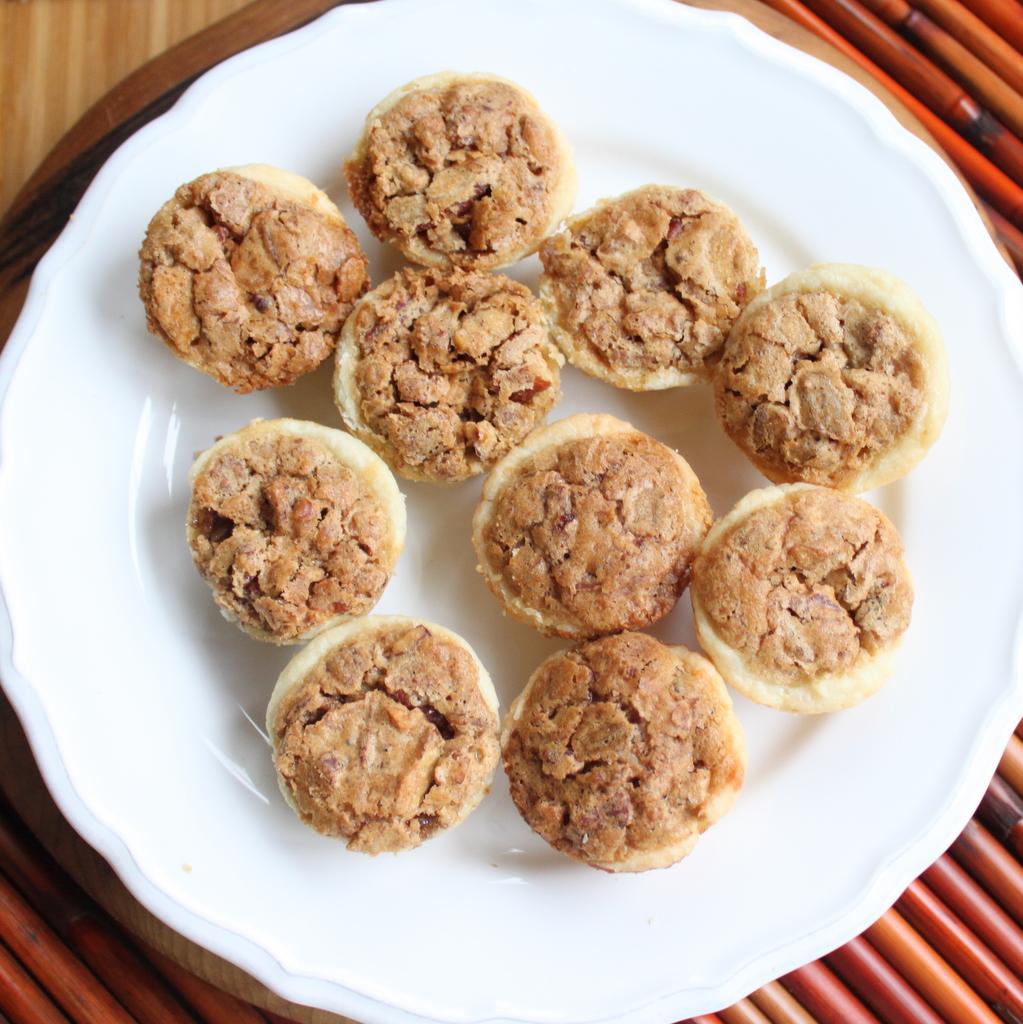 Pecan Tassies | Itsy Bitsy Foodies