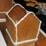Making Gingbread Houses - Method