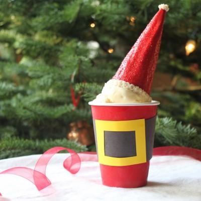 Santa Sundae