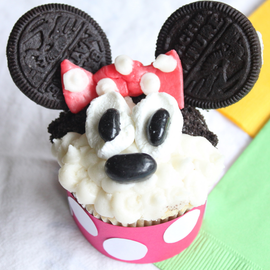Mickey Mouse Clubhouse Cupcakes Itsy Bitsy Foodies