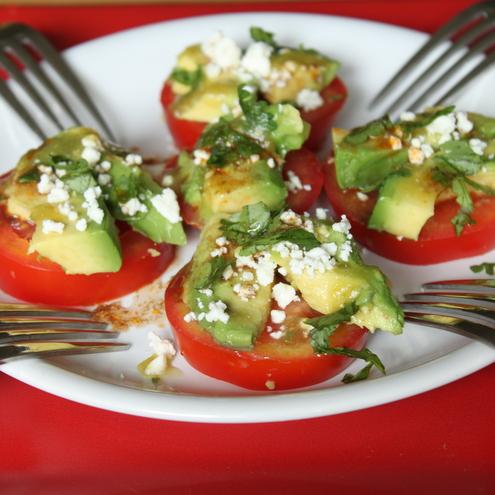 Mexican Caprese Salad