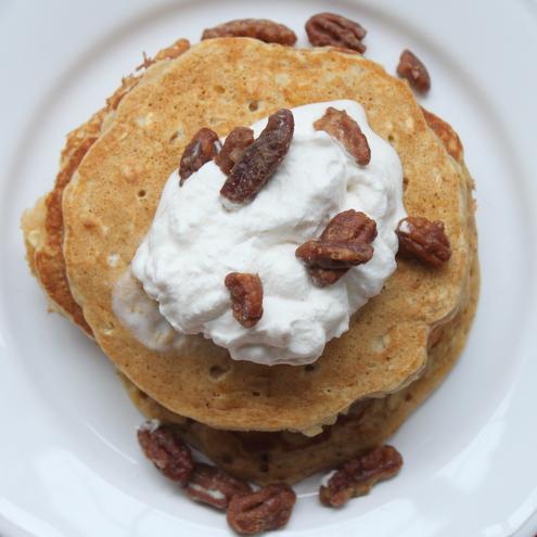 Maple Cinnamon Whipped Cream