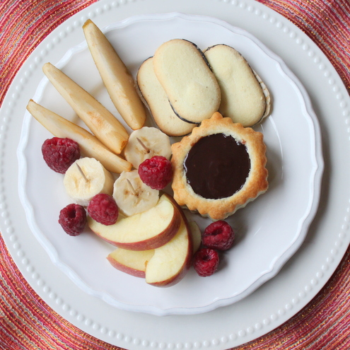Pepperidge Farm Puff Pastry Chocolate Fondue Cups