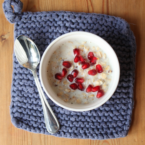 Better Oats Pomegranate Oatmeal