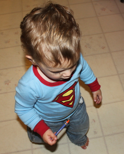 My Little Super Hero