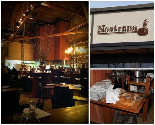Nostrana Pizza Portland, Oregon