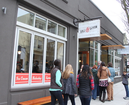 Salt & Straw, Portland Oregon