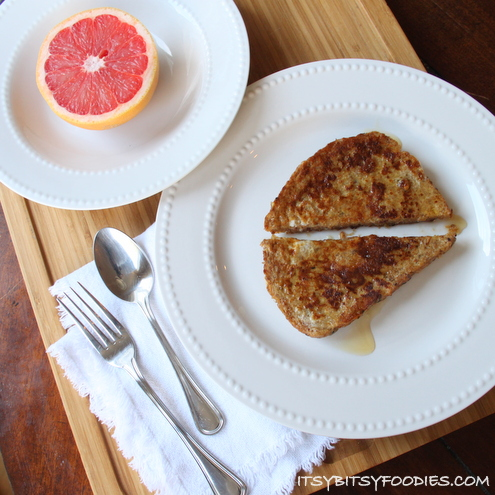 Dave's Killer Bread French Toast