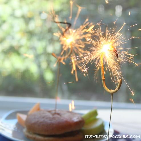 Sparkler Burgers