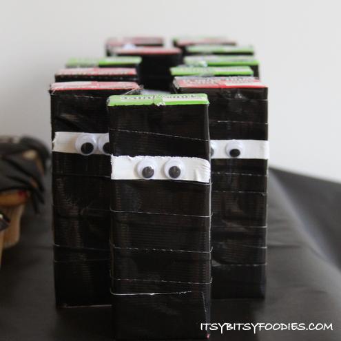 Ninja Juice Boxes